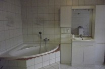 Badewanne Hechtflosse